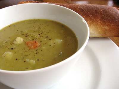 pea-soup