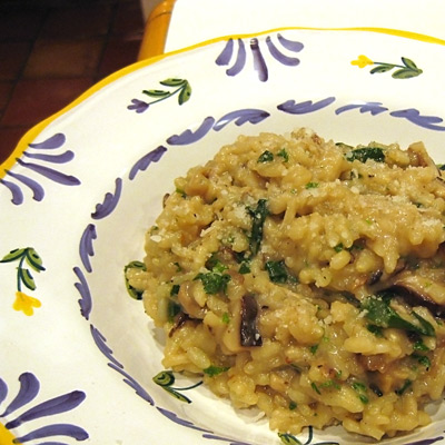 risotto-mushroom